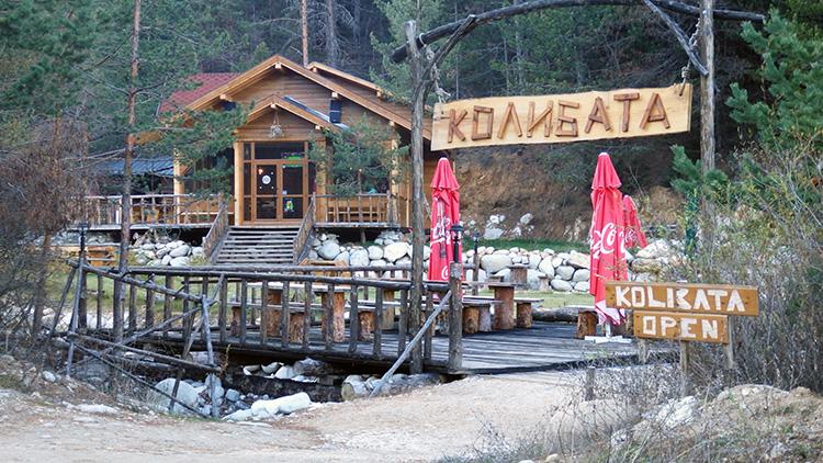 Ski Road Bansko, Restaurant