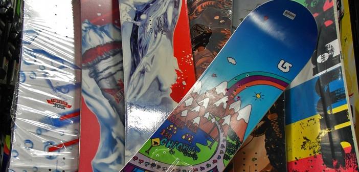 choosing a snowboard