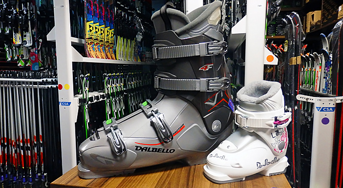 choosing the right ski boots