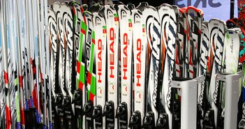 what skis to rent