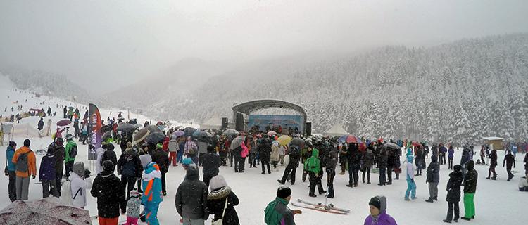 World Snow Day, Bansko