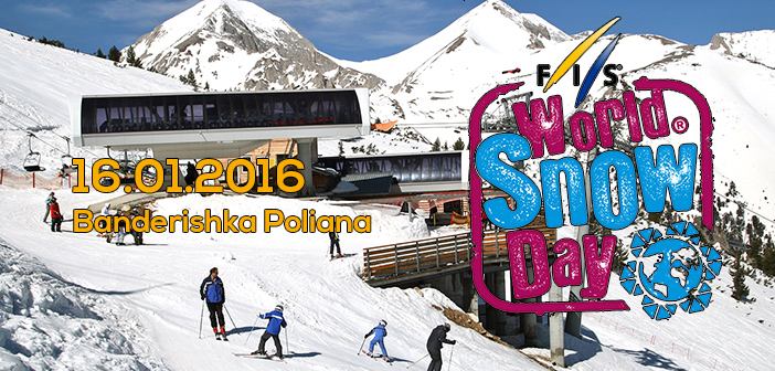 World Snow Day Bansko 2016
