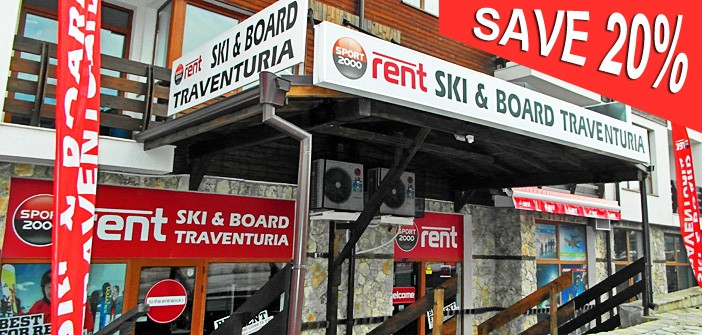 discounts at ski and board traventuria - bansko