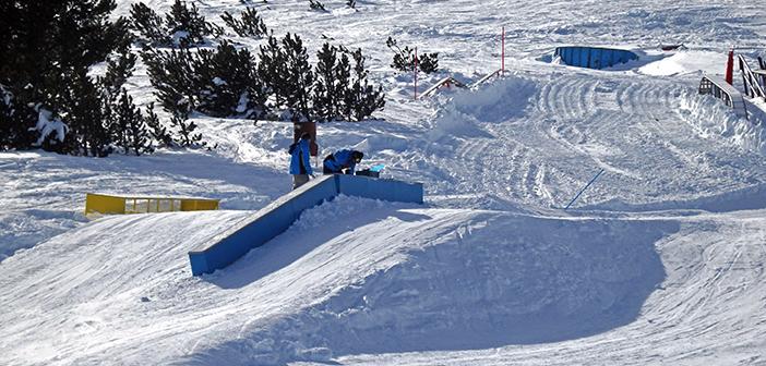 Bansko Snow Park, fun park