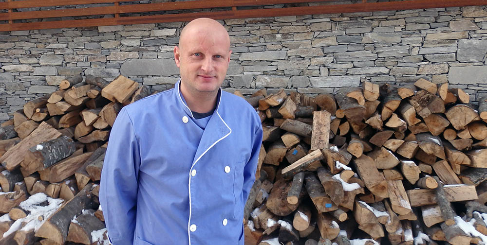 Head Chef of Euphoria - Radostin
