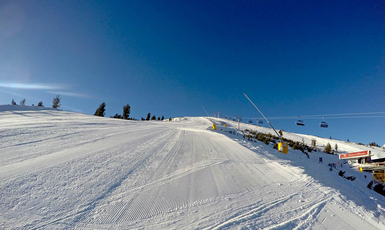 Bansko Snow Report