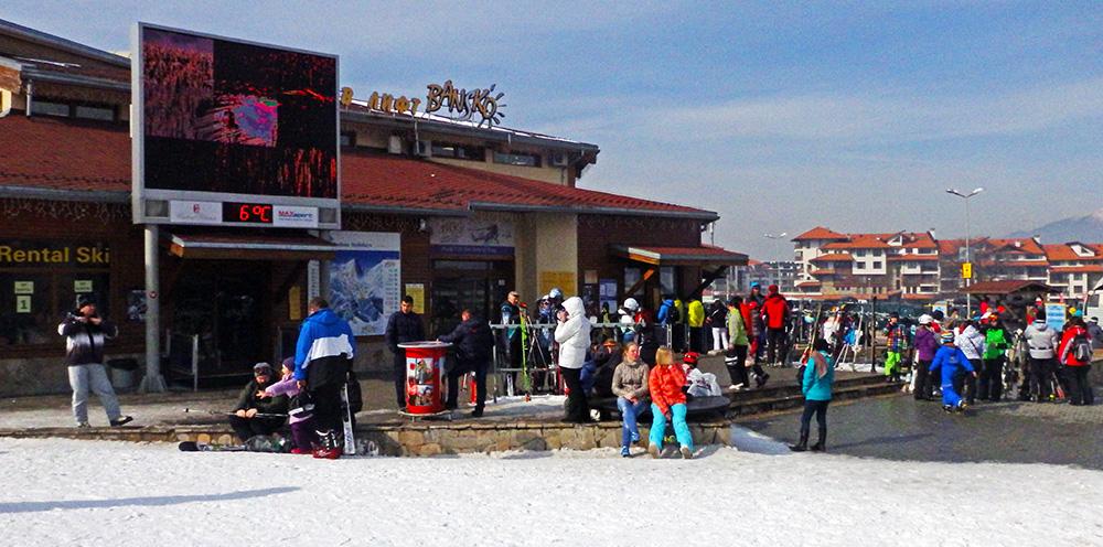 Bansko, Snow Check