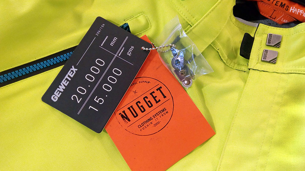 waterproof and breathability ratings