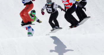 boardercross event