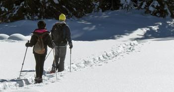 Snowshoeing in Bansko
