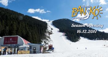 Bansko Season Opening