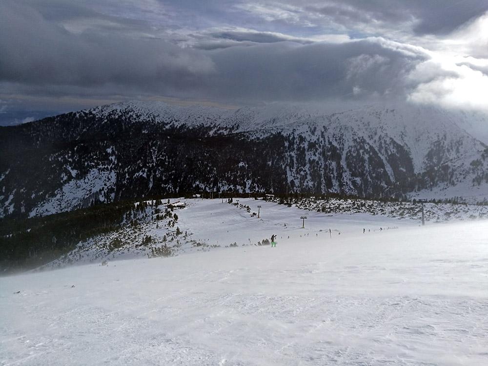 The Plato Ski Area.