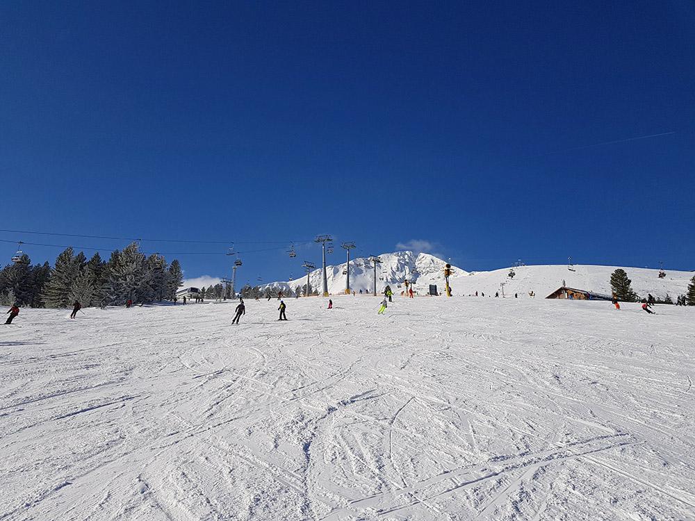 The Plato Ski Run