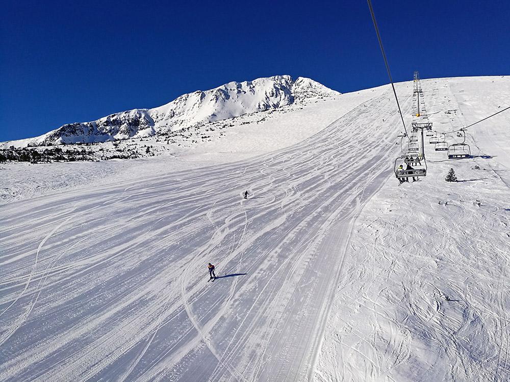 Plato Ski Run