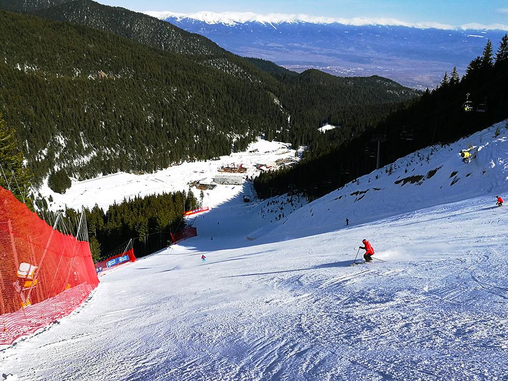 Tomba Ski Run