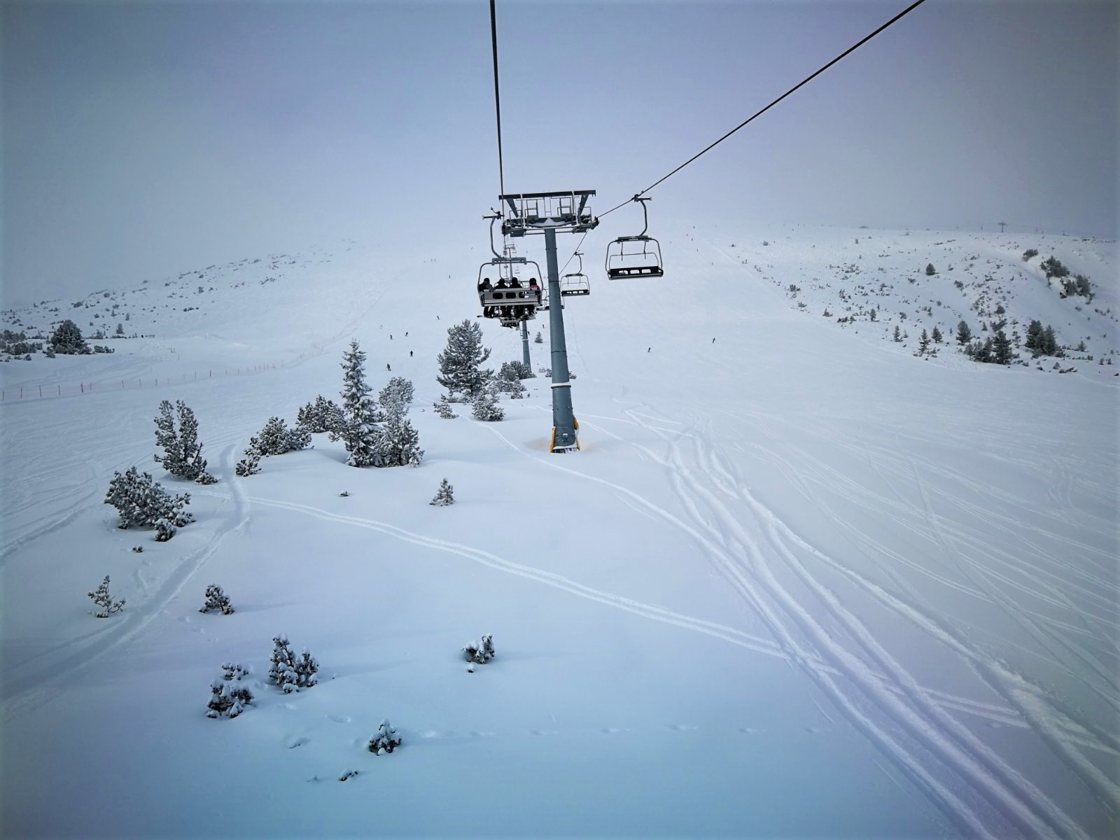 Snow Conditions: On-piste