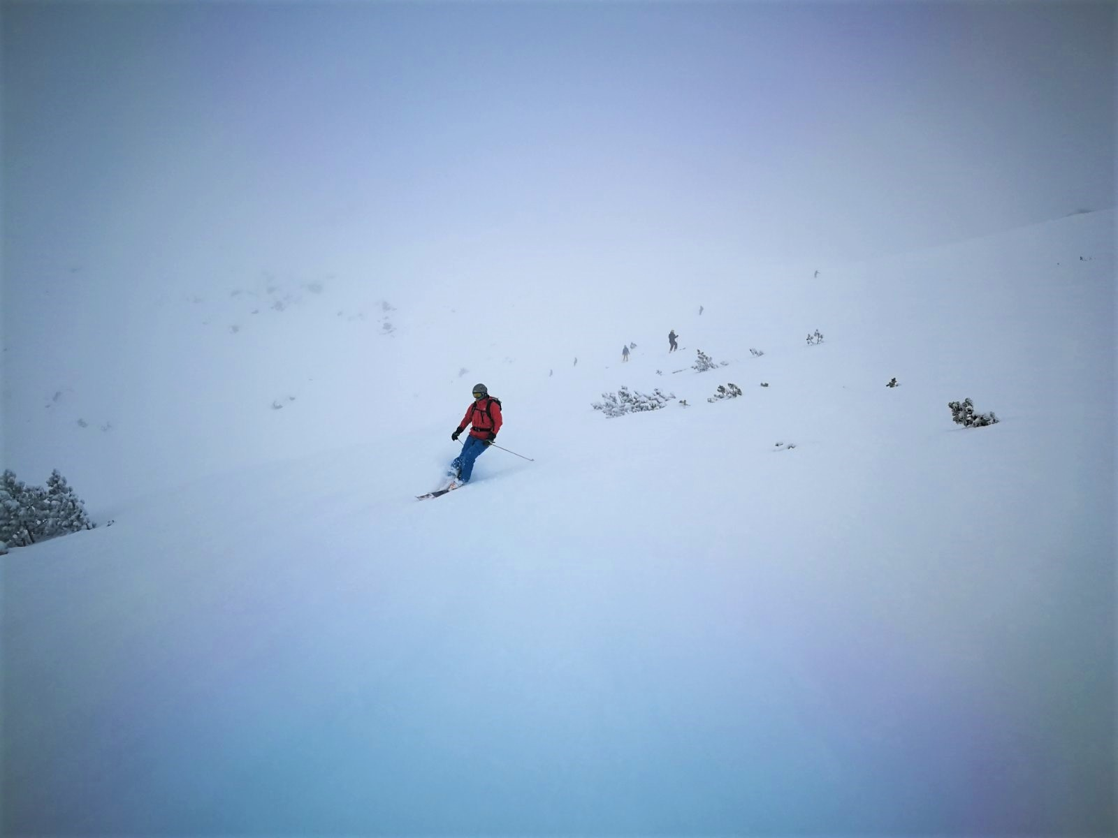 Snow Conditions Off-Piste