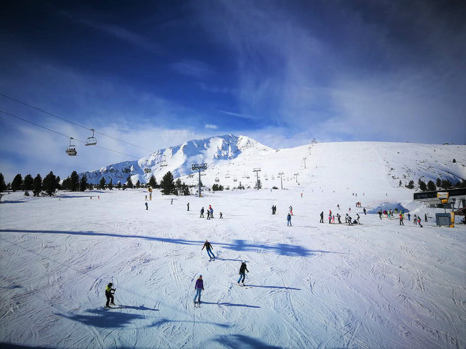 Ski Run 3 and 11