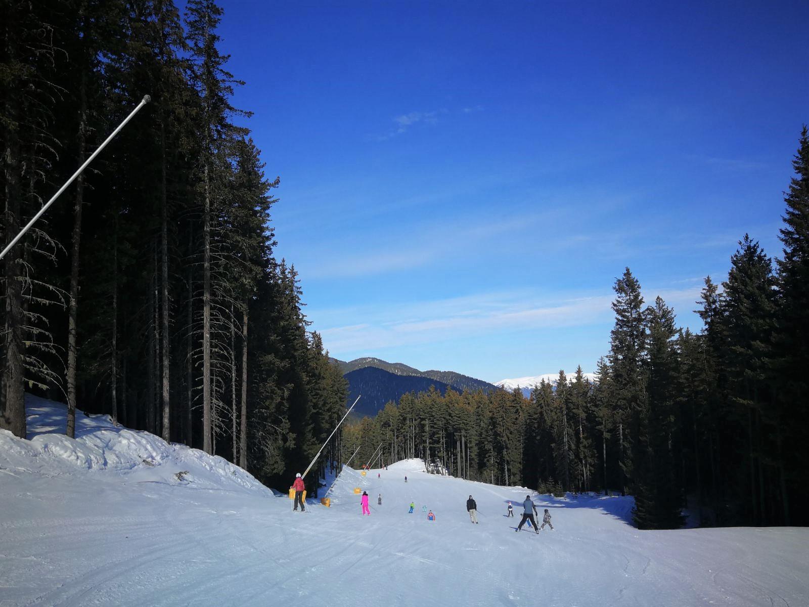 Ski Slope Shiligarnik 2
