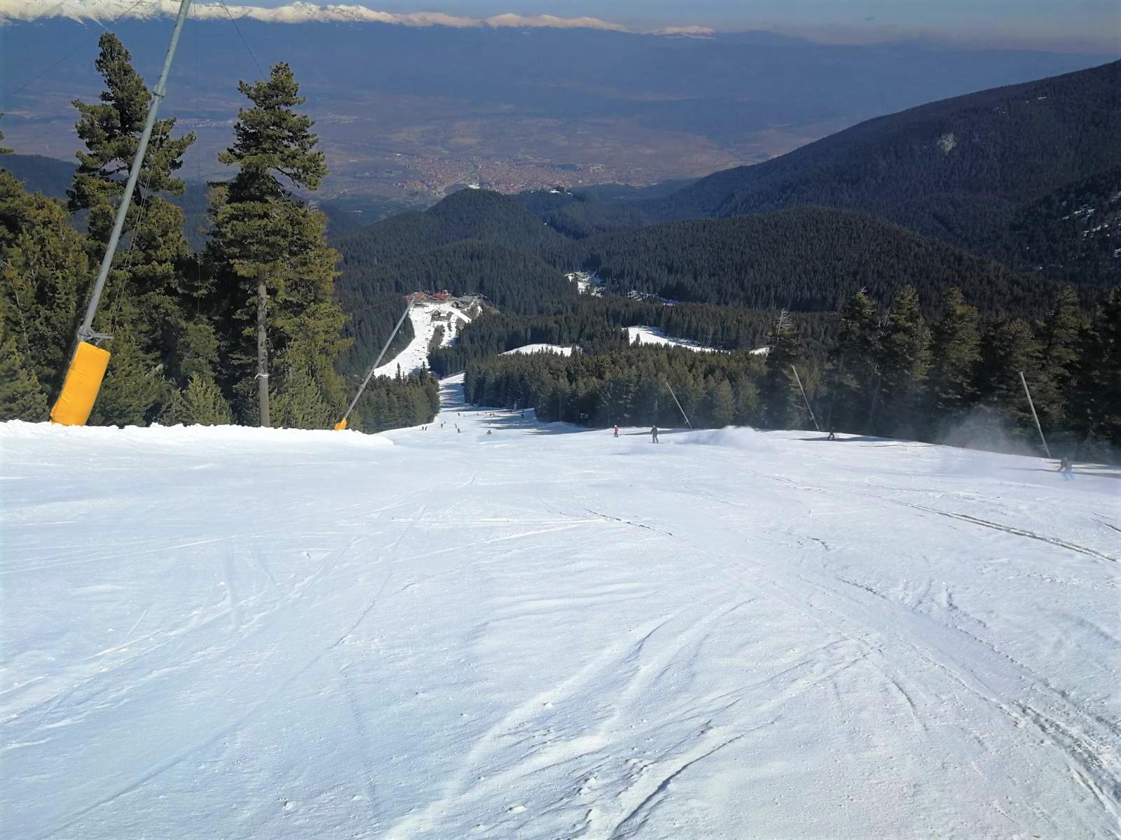 Ski Slope Number 4
