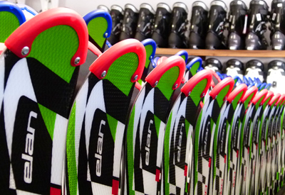 Producing skis with the main emphasis on functionality, Elan is among the top manufacturers of skis and snowboards in the world.